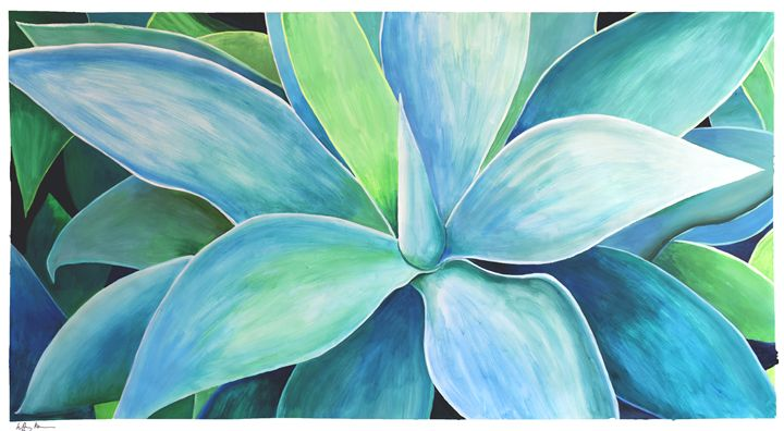 Agave Number Five - Geoff Greene Gallery