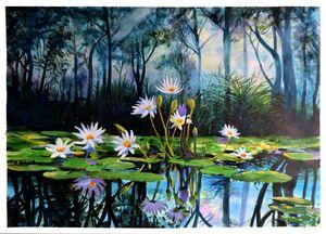 Swamp Lotus