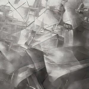 Through crystallized glass