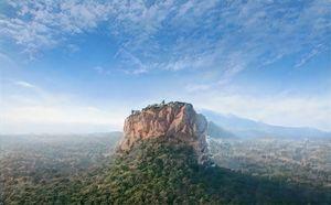 Sigiriya Fortress Lions Rock - Canva