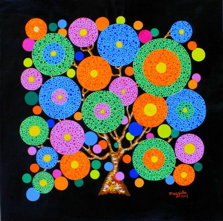 Lucky Tree - leeartgallery