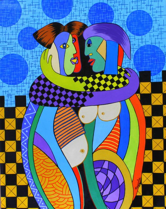 SOLD - Picasso 1 - leeartgallery