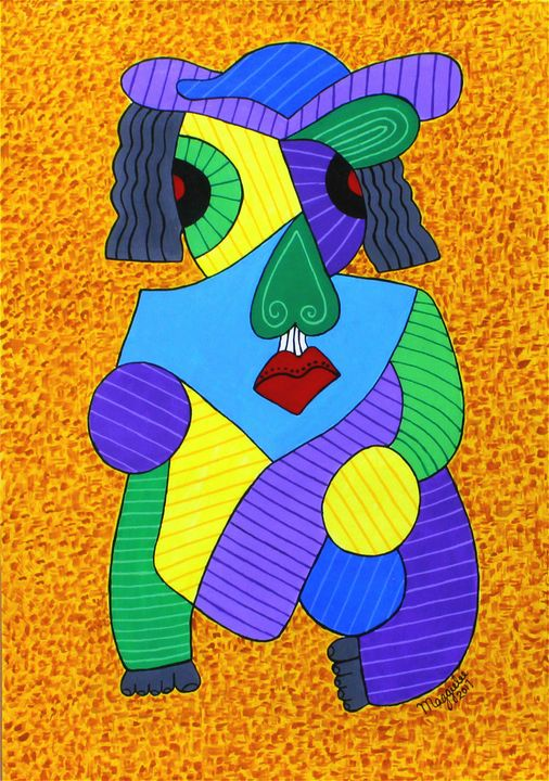 Picasso 14 - leeartgallery