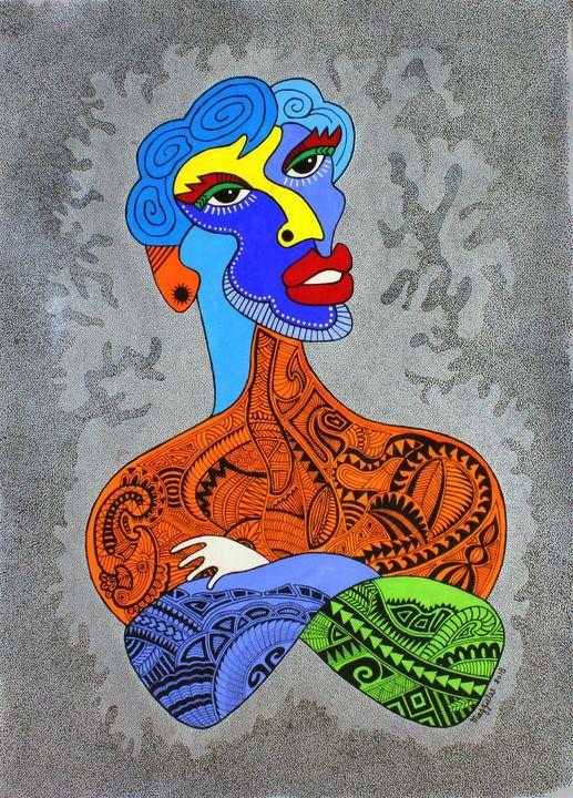 Picasso Tattoo - leeartgallery