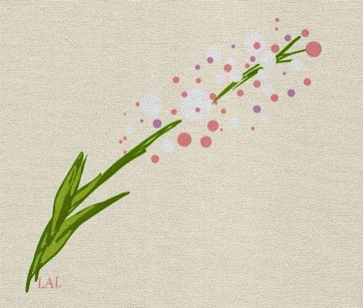 Flower Burst - Embracing Inspiration