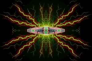lightning electric field propulsion - ufo architect