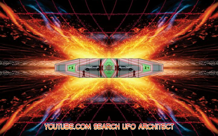 fire field - ufo architect