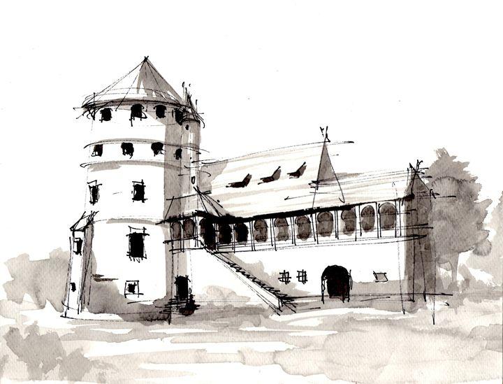 Bethlen Castle, Cris - 7even Arts - shaping harmony