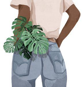 Pocket Full Of Plants