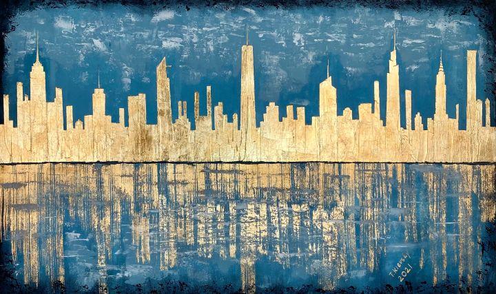 New York City - Tatyana Kievsky