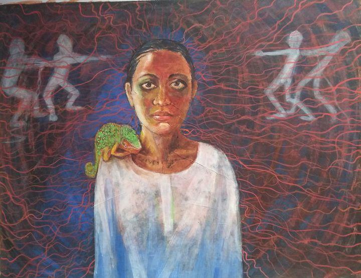 Labyrinth 1 - Archana Rajguru