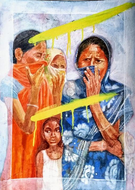 Lockdown - Archana Rajguru