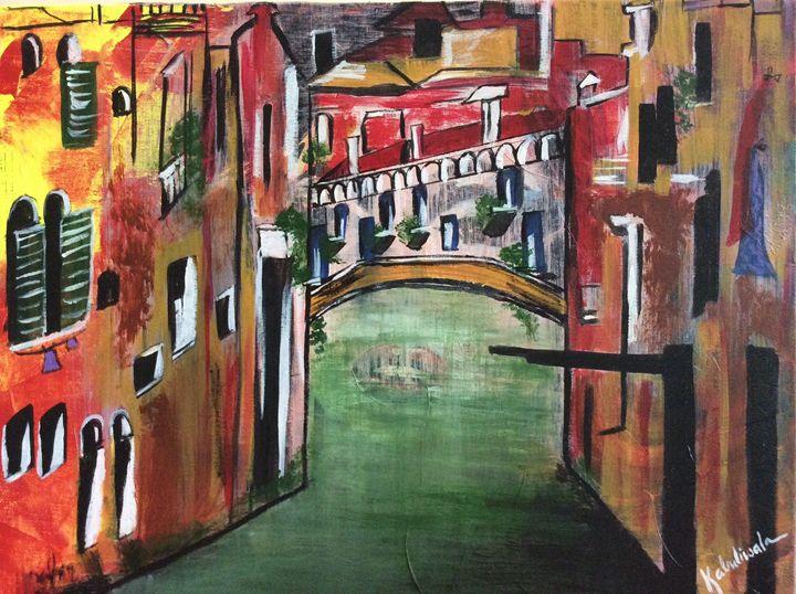 Memories of Venice - Kabuliwala