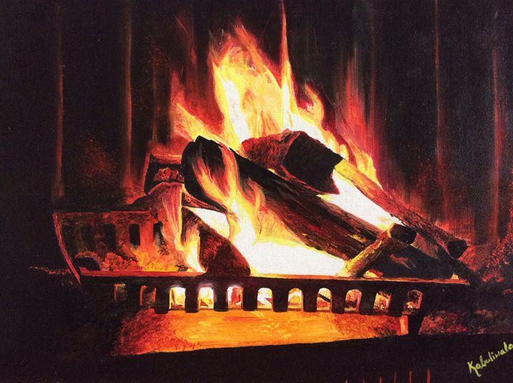 Fireplace - Kabuliwala