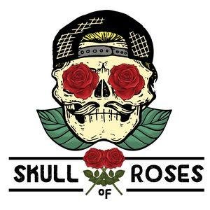 Skull of Roses