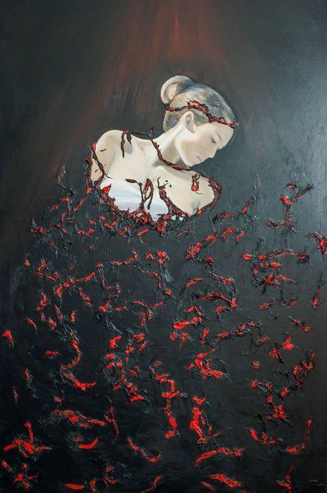 Autumn Cloud - Art by Presa