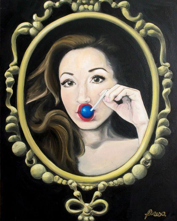 Sweet Realization - Art by Presa