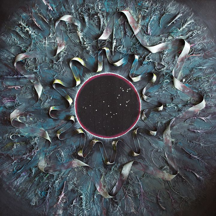 Aquarius Eye Constellation - Art by Presa