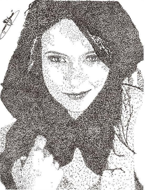 Nina Dobrev - Jordan Jessee