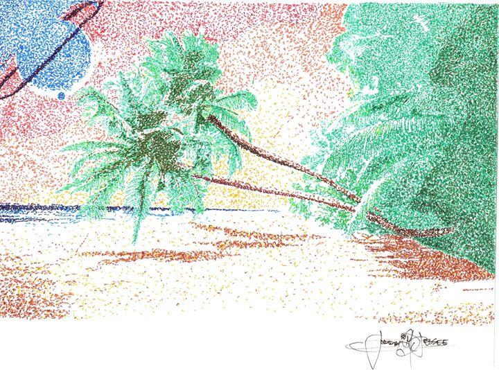 Palm Tree Paradise - Jordan Jessee