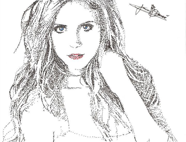 Brittany Snow - Jordan Jessee