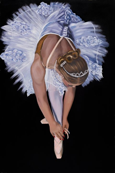 THE END OF PERFORMANCE - Caroline Stuhr Fine Art