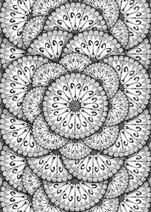 Air Element Mandala