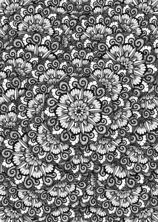 Earth Element Mandala - NerdBird