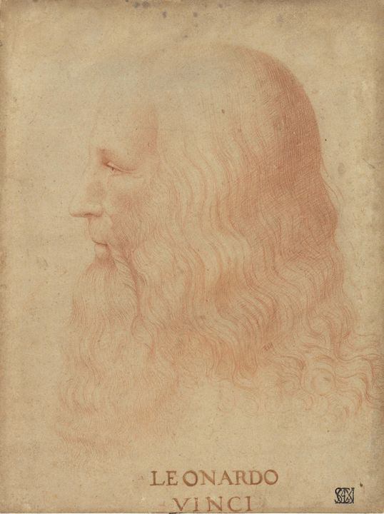 Anonimous Lombard Artist~Portrait of - Old master image