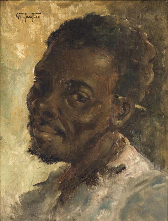 Arthur Timótheo da Costa~Retrato de - Old master image