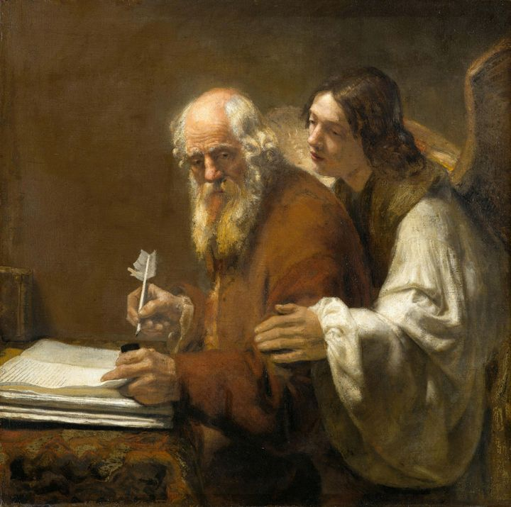 Attributed to Karel van der Pluym~St - Old master image