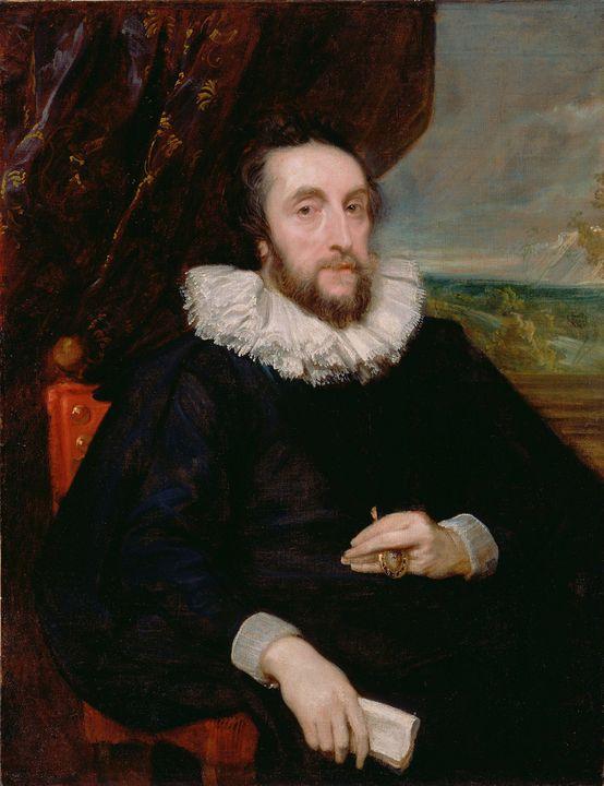 Anthony van Dyck~Thomas Howard, Seco - Old master image