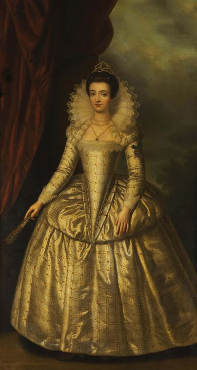 Biagio Rebecca~Margaret Audley, Duch - Old master image