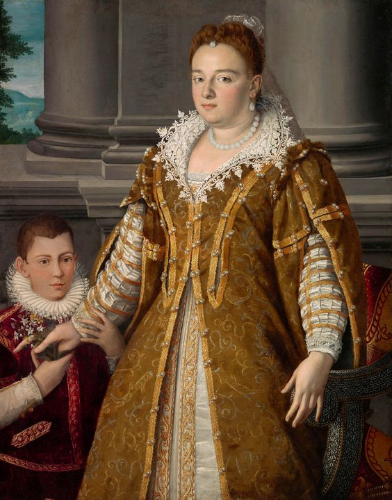 c. 1580–1614~Portrait of Grand Duche - Old master image