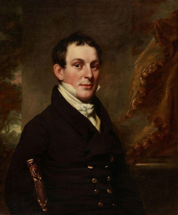 c. 1815–1820~Portrait of a Man - Old master image