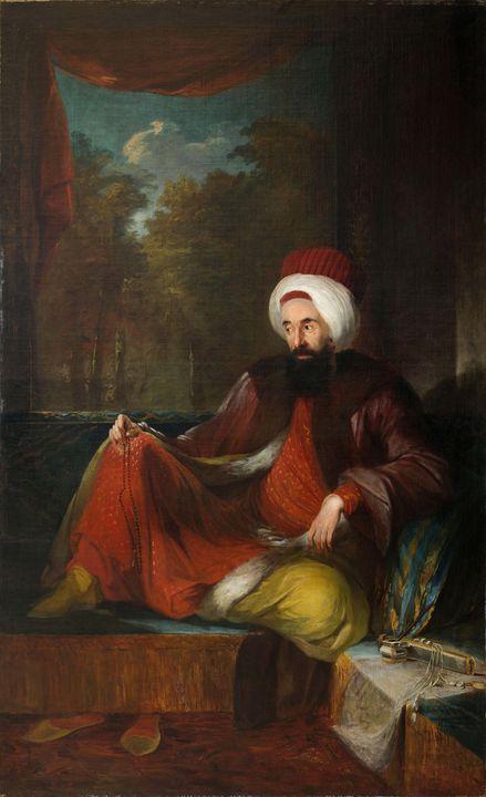 Carl Frederik von Breda, Carl Freder - Old master image