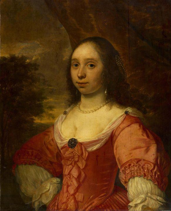 Bartholomeus van der Helst~Portrait - Old master image