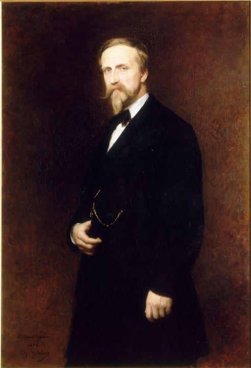 Charles Jalabert~Portrait d'Henri d' - Old master image
