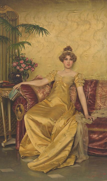 Charles Joseph Frederic Soulacroix~A - Old master image