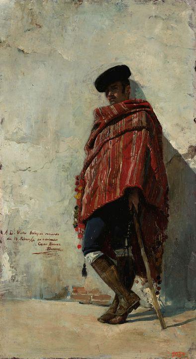 César Alvarez Dumont~Jerezano - Old master image