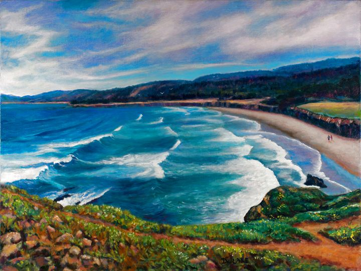 Searanch Coastline II - Denise Sils, Inc.