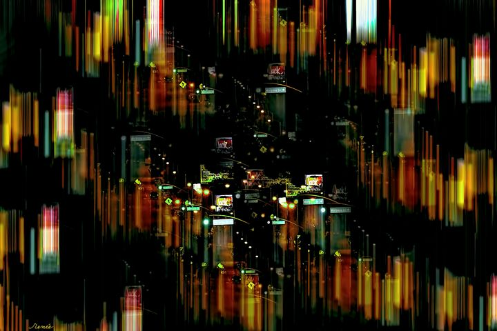 City Chaos  1 - Renee Anderson