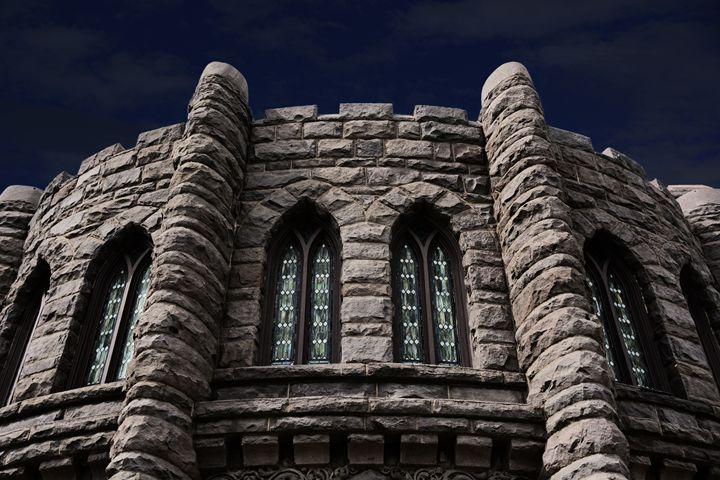 Frankenstein's Castle - Renee Anderson