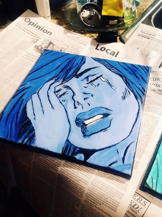Azul - Sophia