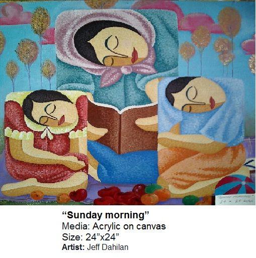 Sunday morning - imba