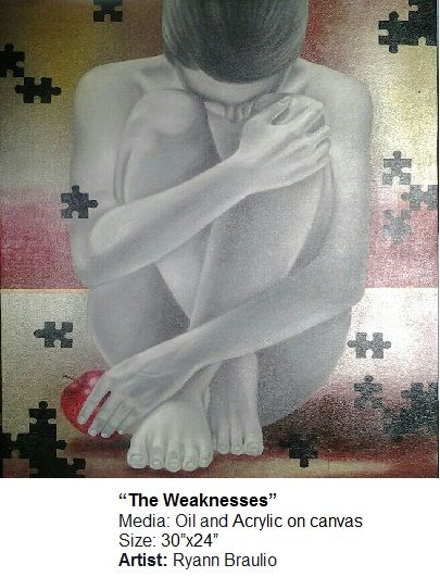 The Weaknesses - imba