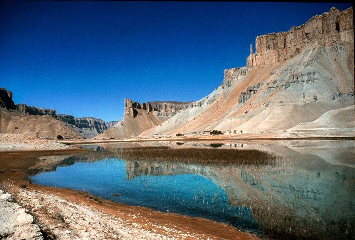 Band-e-Amir Afghantistan - karl krueger