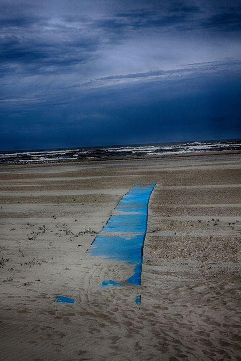 To the beach  N.J.Coast - karl krueger