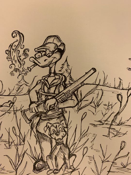 Duckshunter - Raelyns