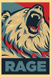 RageBear For President